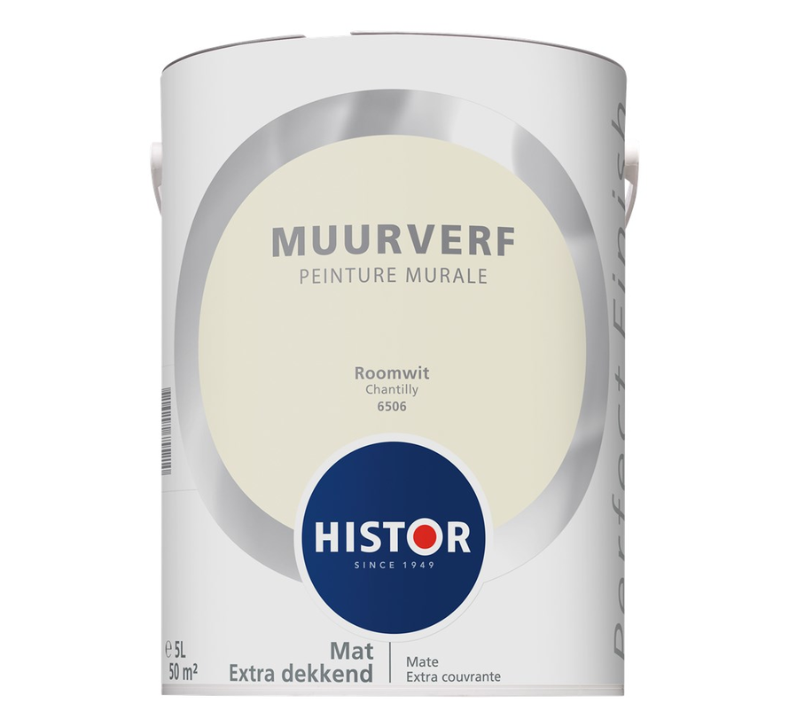Perfect Finish Muurverf Mat 6506