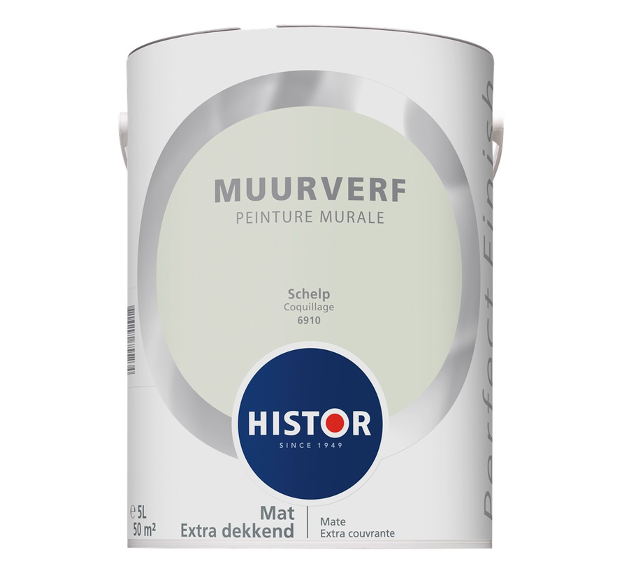 Perfect Finish Muurverf Mat 6910