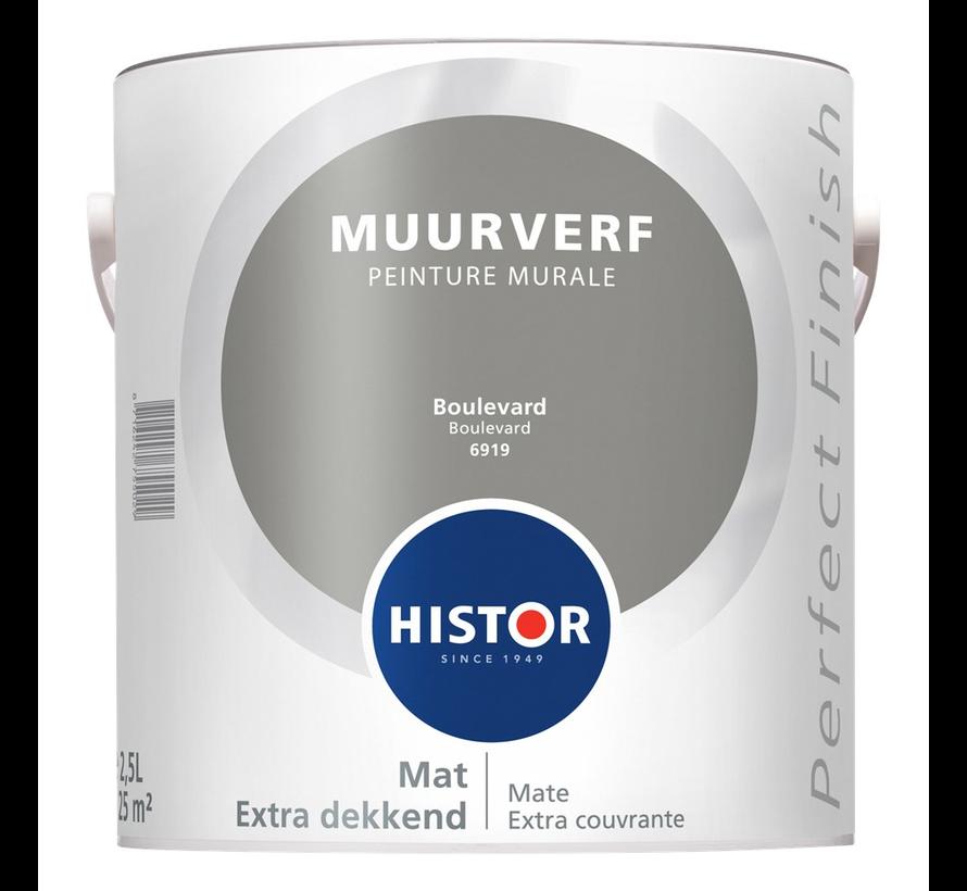 Perfect Finish Muurverf Mat 6919