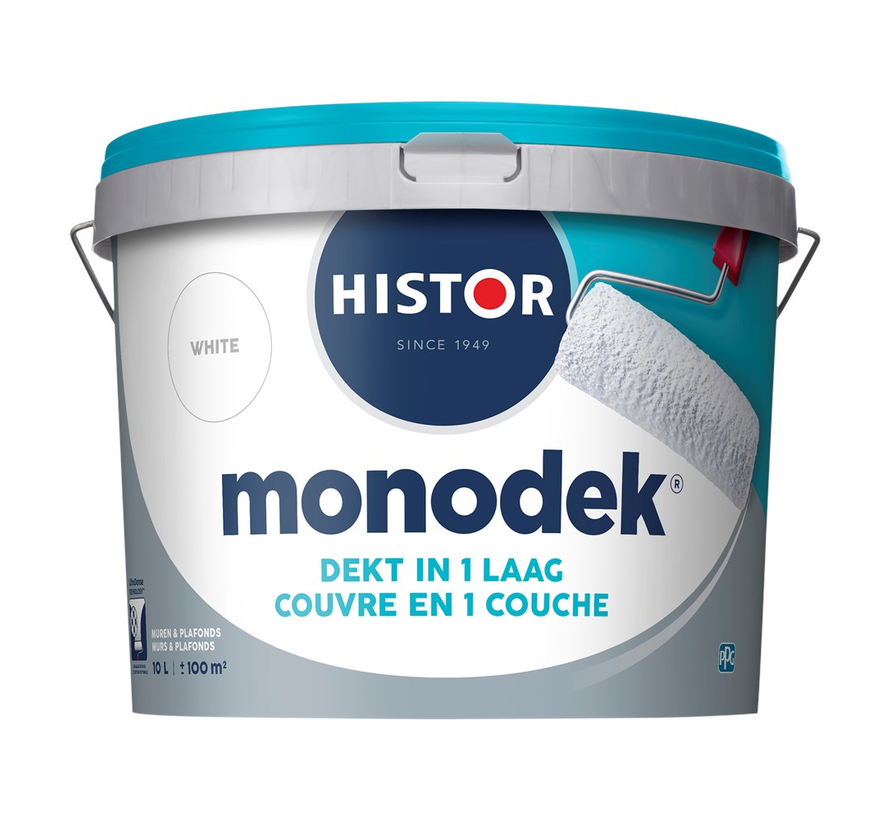 Monodek Muurverf Wit