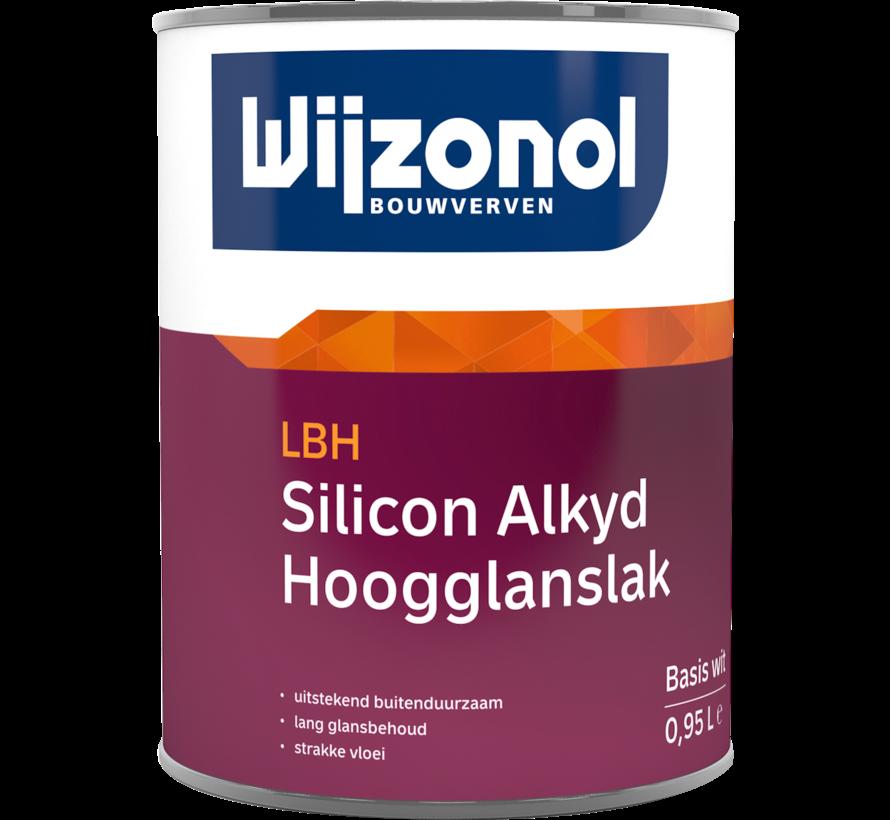 LBH Silicon Alkyd Hoogglanslak