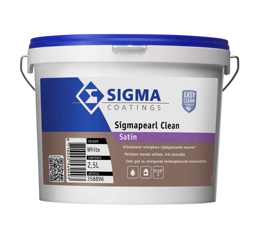 Sigmapearl Clean Satin