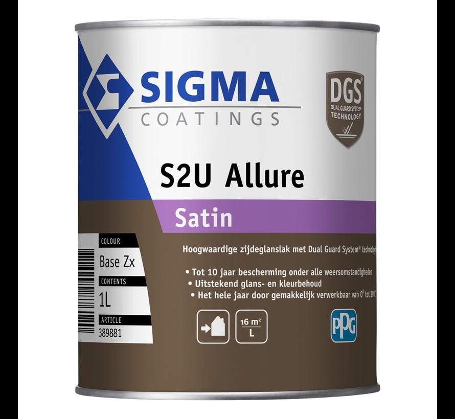 S2U Allure Satin