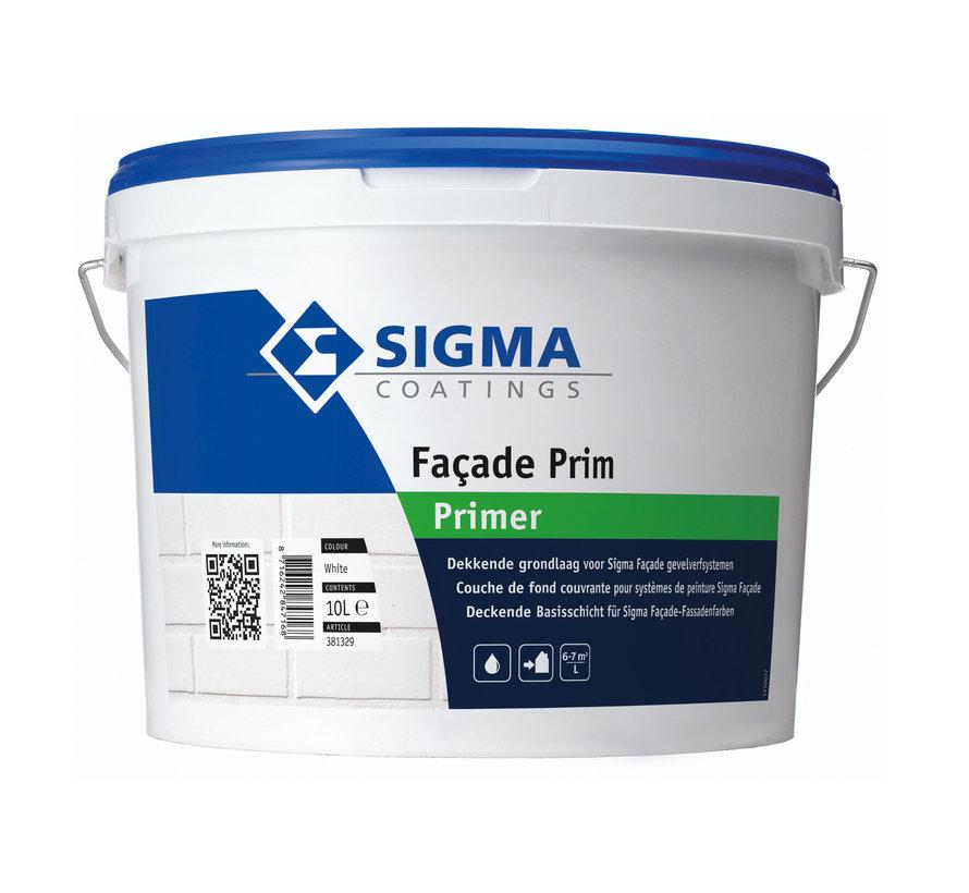 Facade Prim Aqua