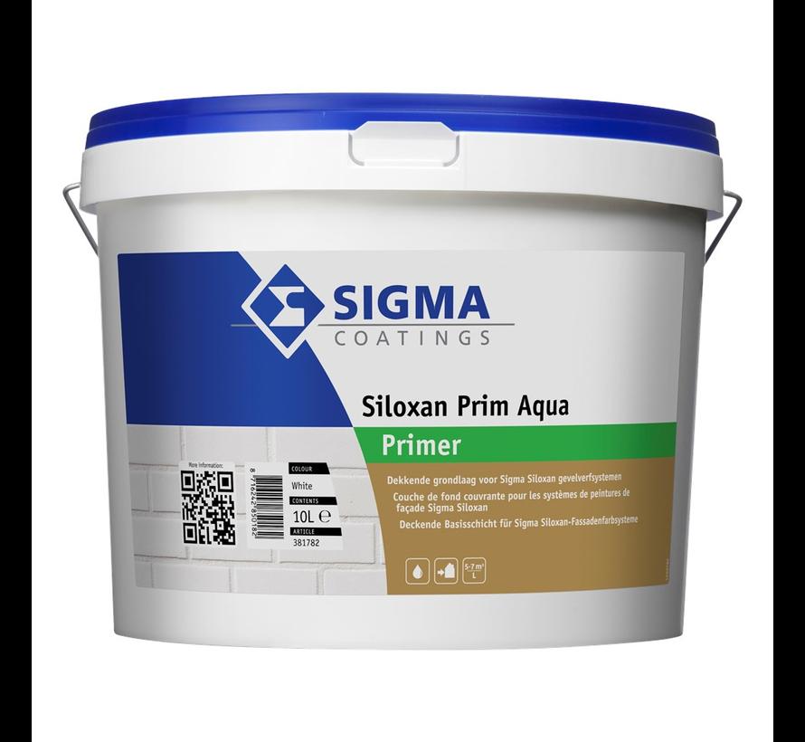 Siloxan Prim Aqua