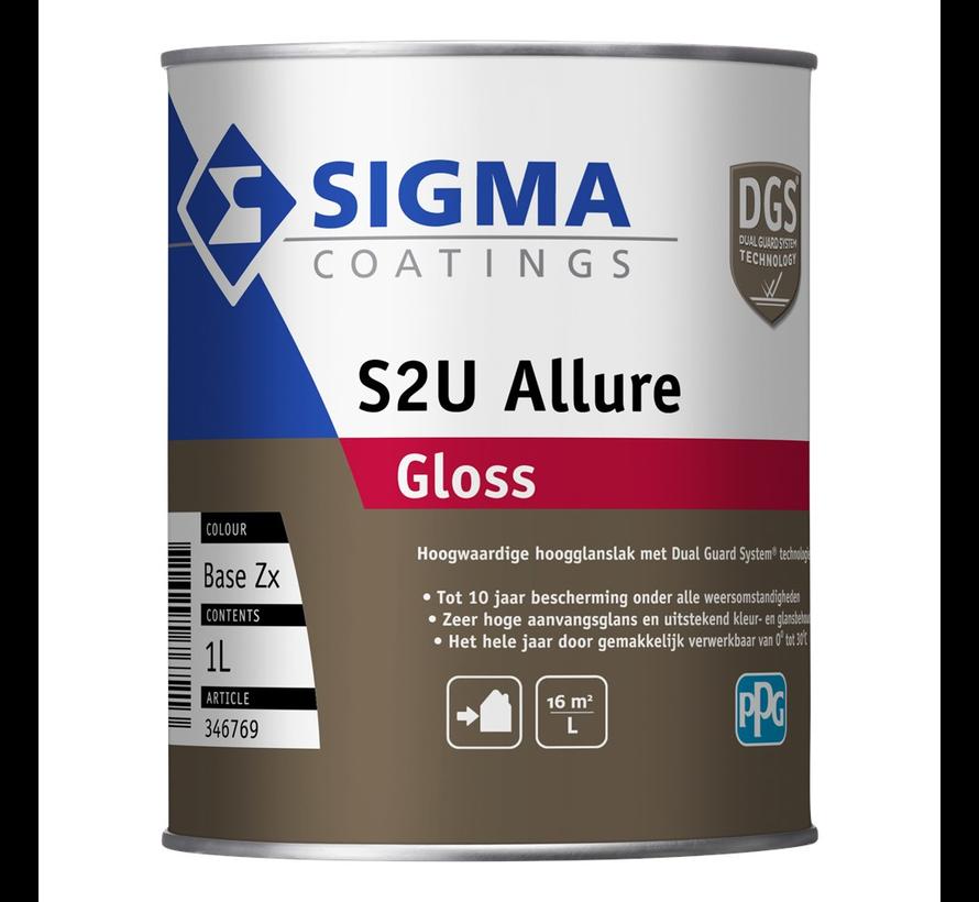 S2U Allure Gloss