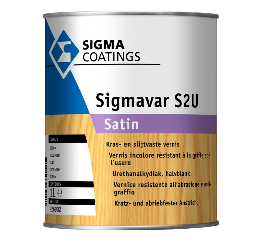Sigmavar S2U Satin