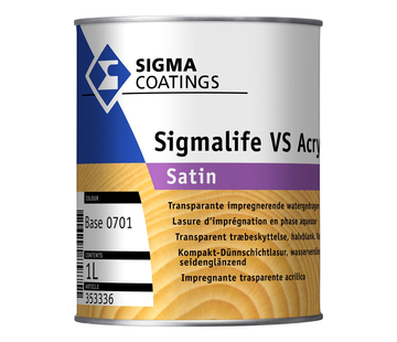 Sigma Sigmalife VS Acryl Satin