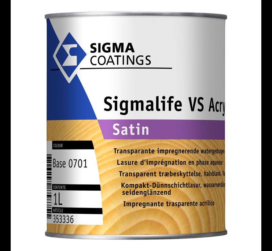 Sigmalife VS Acryl Satin