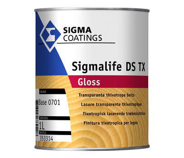 Sigma Sigmalife DS TX Gloss