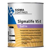 Sigma Sigmalife VS-X Satin