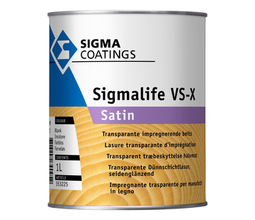 Sigma Sigmalife VS-X Satin