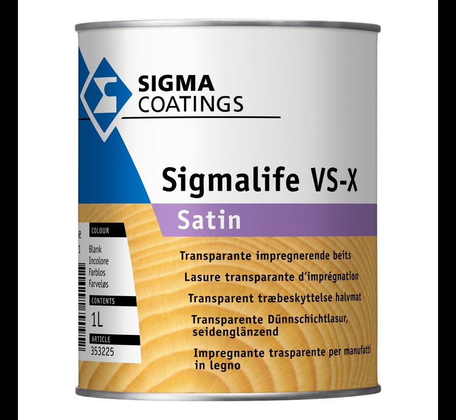 Sigmalife VS-X Satin