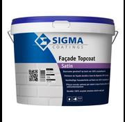 Sigma Facade Topcoat Satin