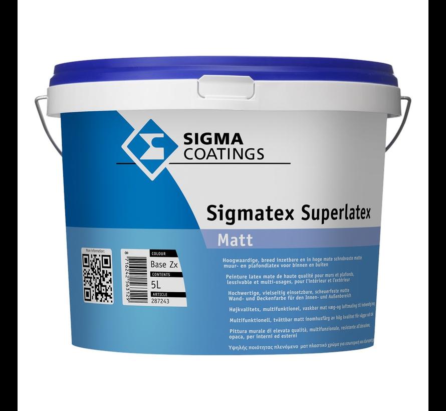 Sigmatex Superlatex Matt
