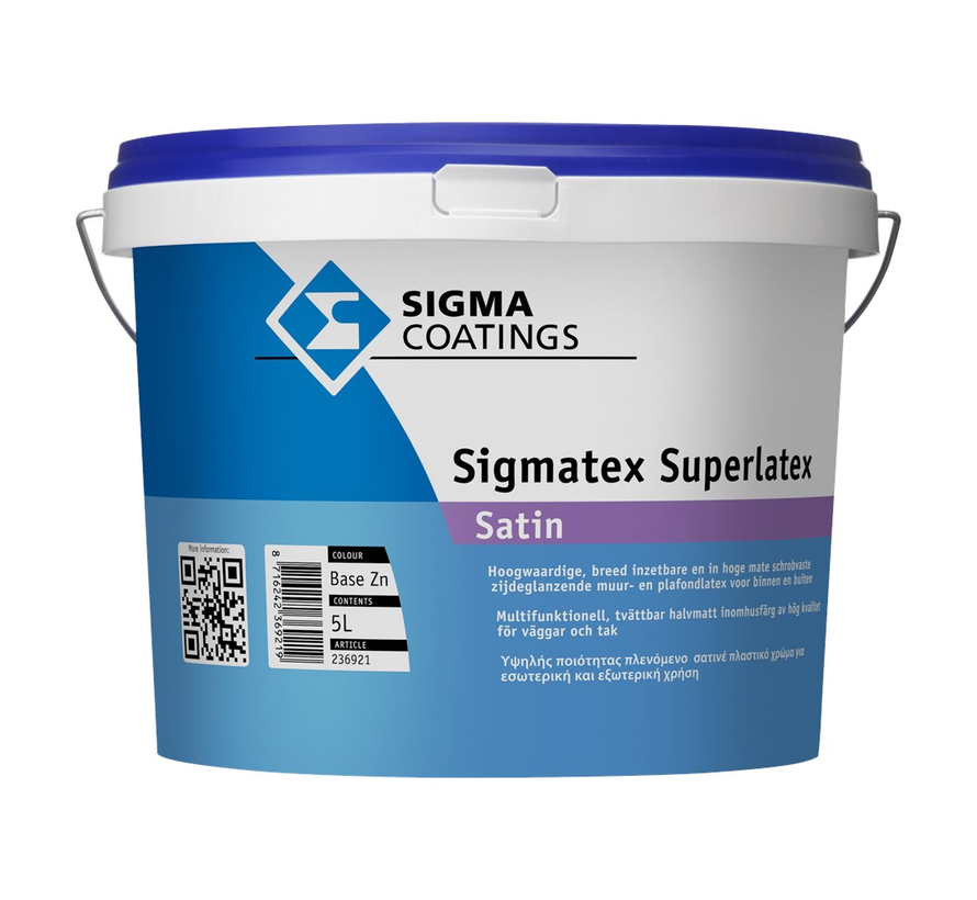 Sigmatex Superlatex Satin