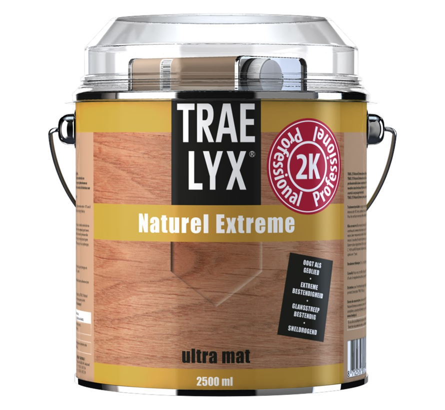 Naturel Extreme Lak Ultramat 2K