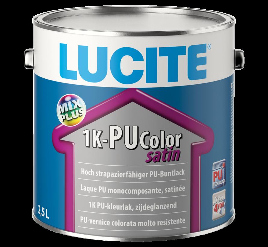 1K PU Color Satin