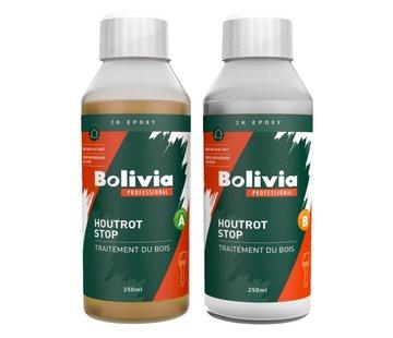Bolivia 2K Houtrotstop