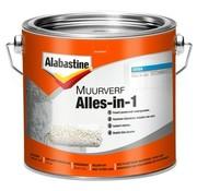 Alabastine Muurverf Alles-in-1 Wit