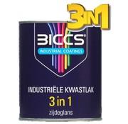 BICCS Industriële Kwastlak 3-in-1 Zijdeglans