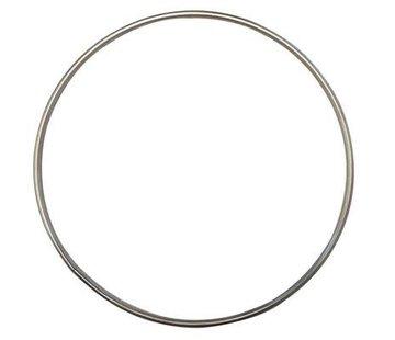 Huismerk Metalen ring 8 - 30 cm