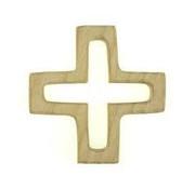 Huismerk Houten Bijtring Kruis