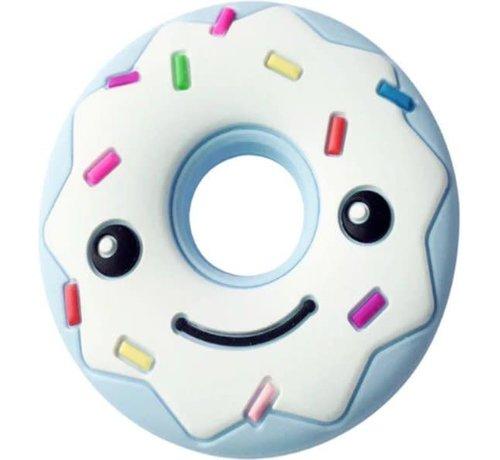 Huismerk Bijtring Donut groot siliconen