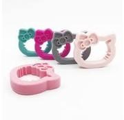 Bijtring Hello Kitty siliconen
