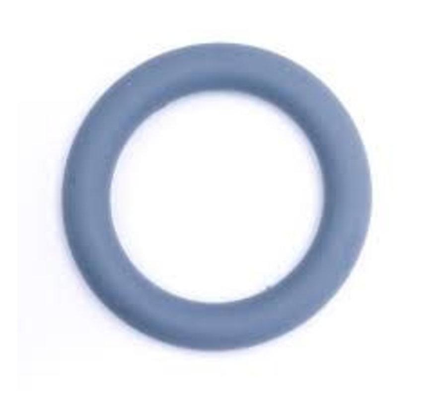 Bijtring 65mm siliconen