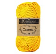Scheepjes Scheepjes Catona 208 Yellow Gold