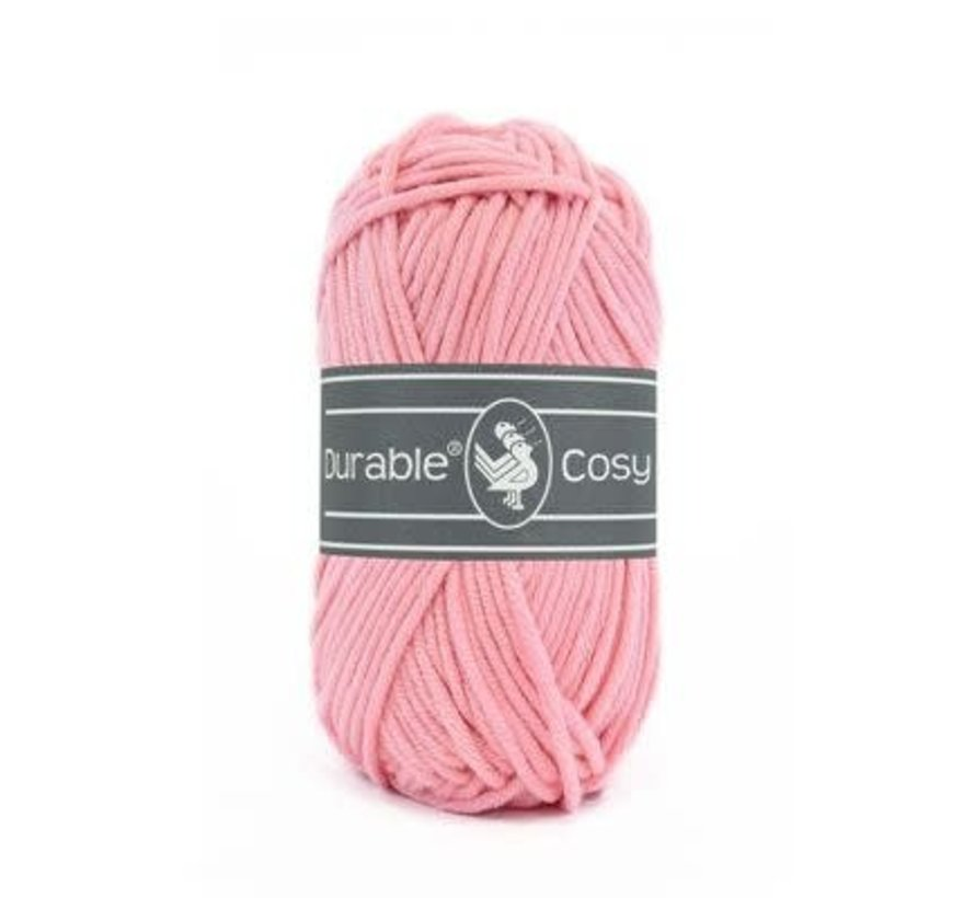 Durable Cosy 229 Flamingo Pink