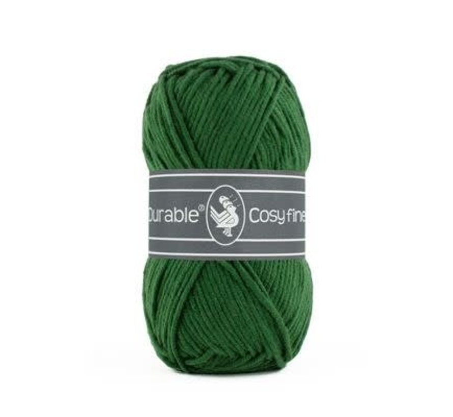 Durable Cosy fine 2150 Forest Green