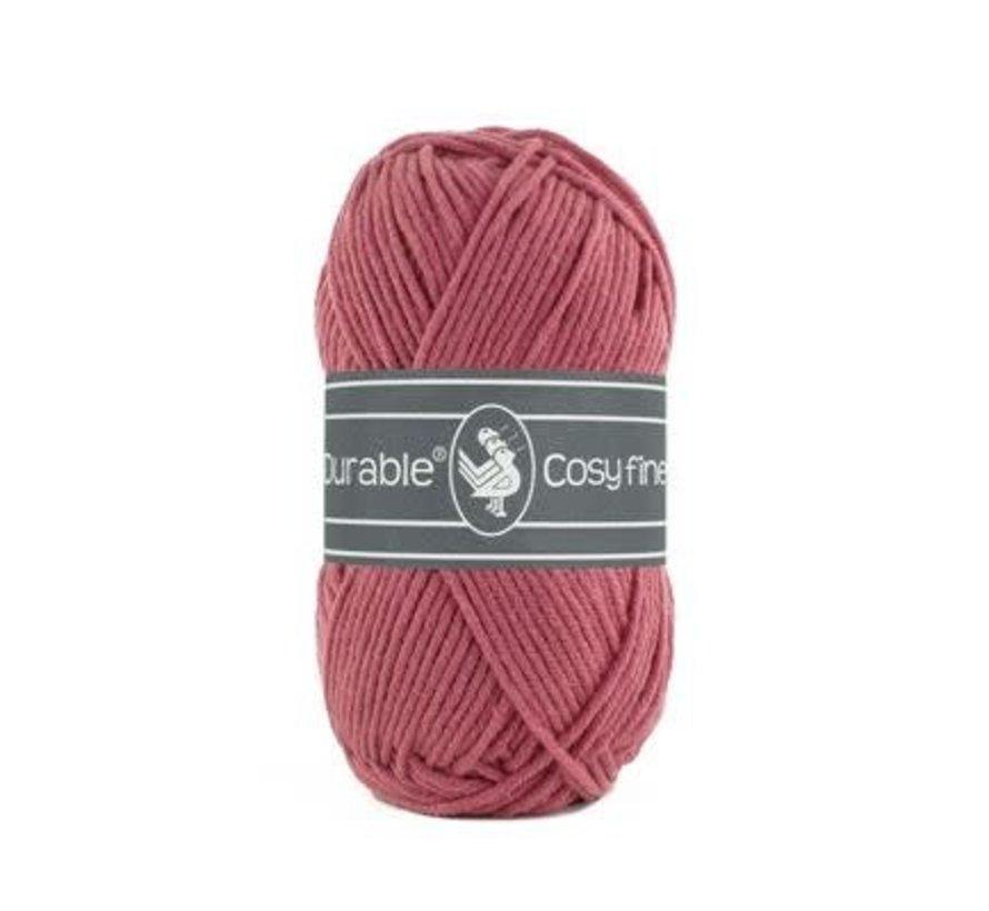 Durable Cosy fine 228 Raspberry