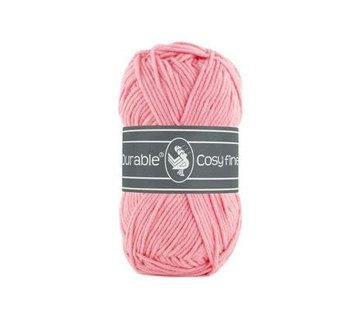 Durable Durable Cosy fine 229 Flamingo Pink