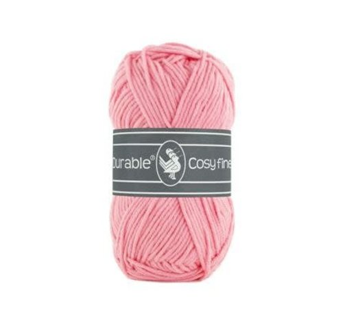 Durable Durable Cosy fine 229 Flamingo Pink