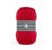 Durable Durable Cosy fine 317 Deep Red