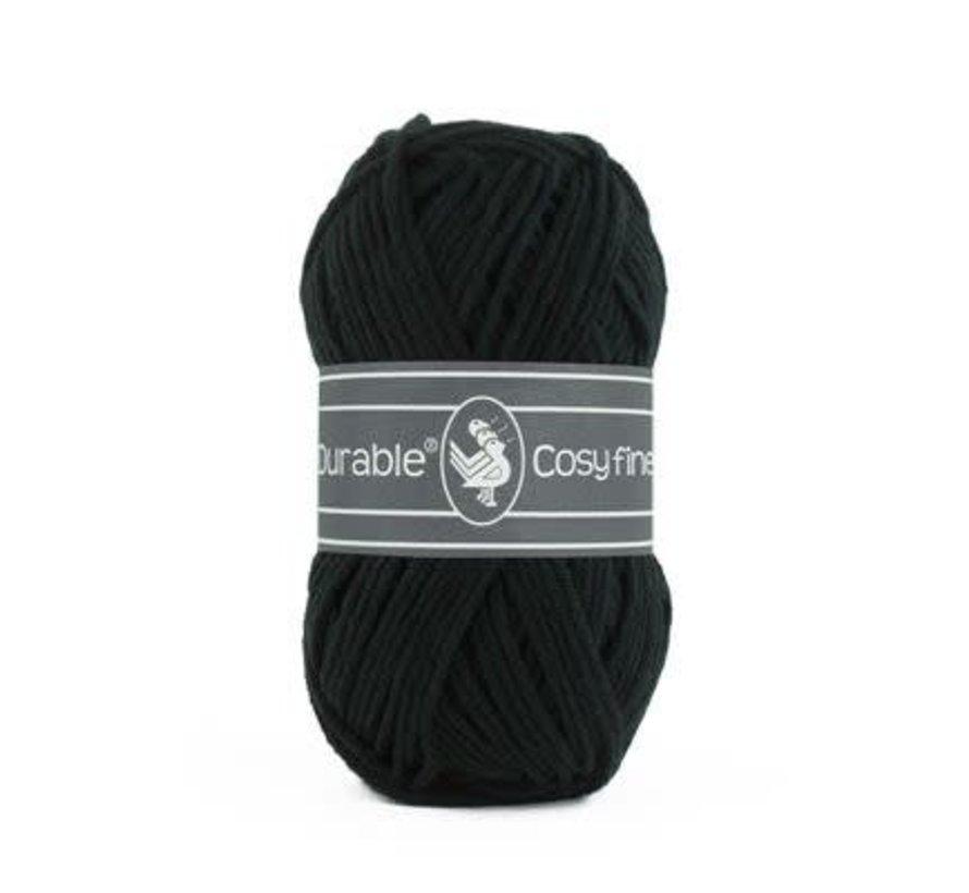 Durable Cosy fine 325 Black
