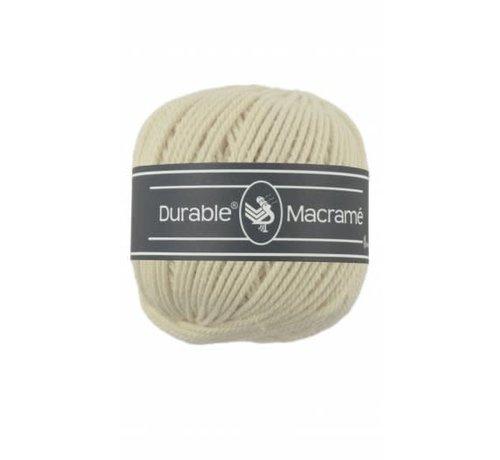 Durable Durable Macramé 2172 Cream