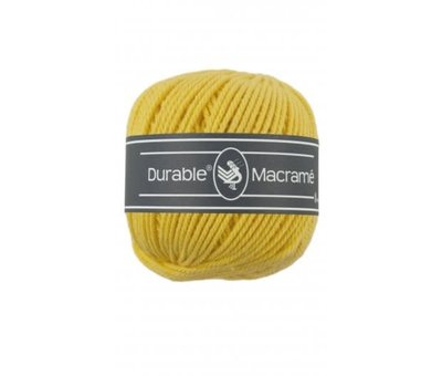 Durable Durable Macramé 2180 Bright Yellow