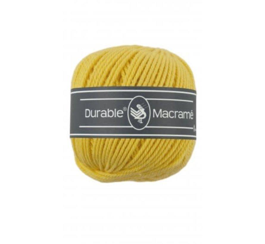 Durable Macramé 2180 Bright Yellow