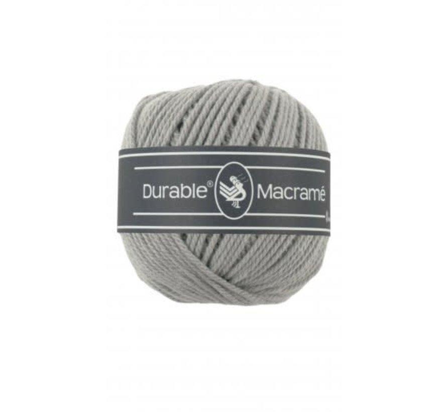 Durable Macramé 2232 Light Grey
