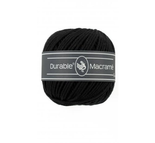 Durable Durable Macramé 325 Black