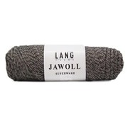 Lang Yarns Lang Yarns Jawoll 152 Bruin/zwart mouliné