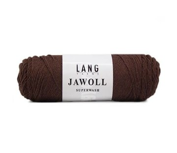 Lang Yarns Lang Yarns Jawoll 168 Chocoladebruin