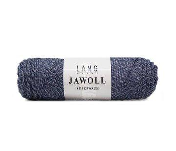 Lang Yarns Lang Yarns Jawoll 258 Jeansblauw mouliné
