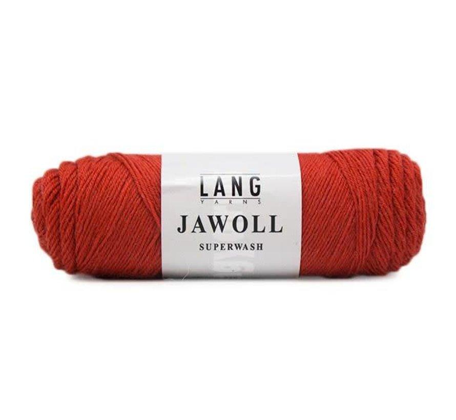 Lang Yarns Jawoll 275 Oranjebruin