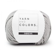 Yarn and Colors Yarn and Colors Fabulous 94 Silver - uitlopend -