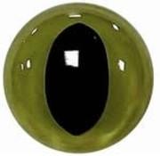 Veiligheidsoogjes Kat Groen
