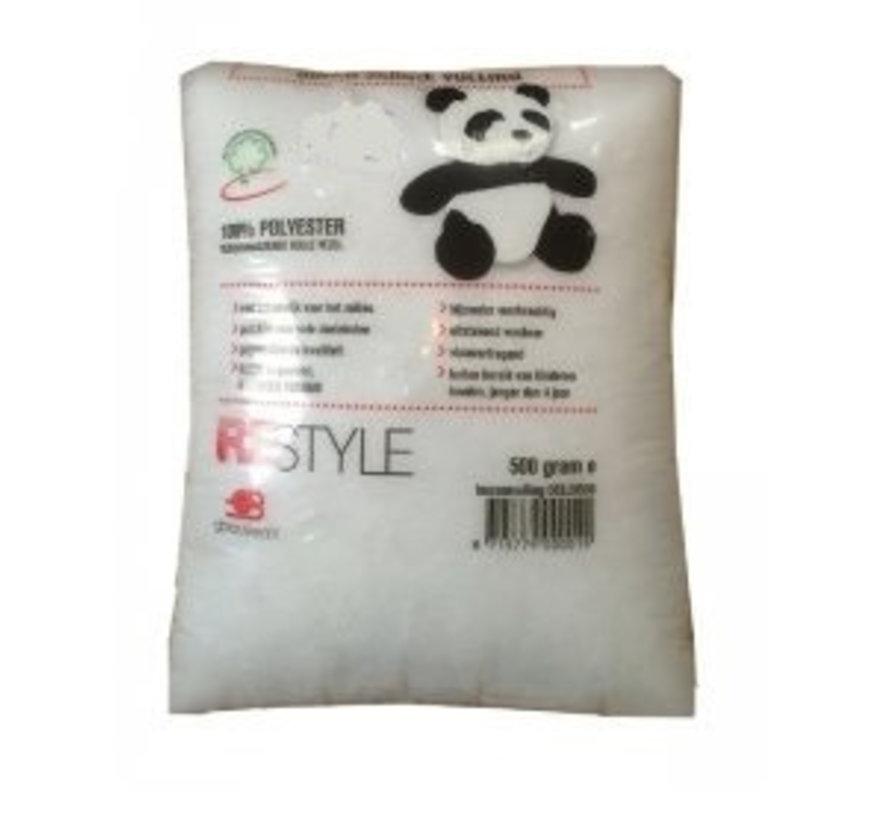 Restyle Panda Vulling 500gr.